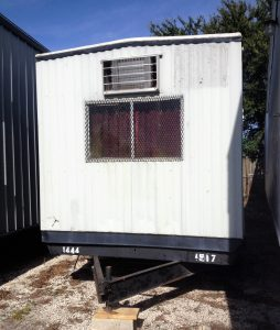 Mobile Double Office Trailer 8' x 28