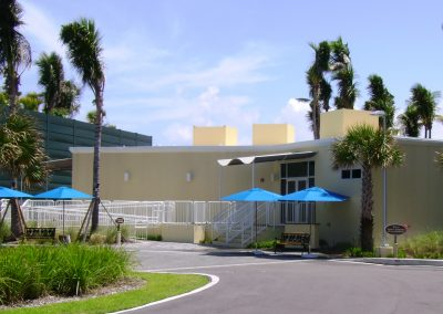 Custom Modular Building for Boca Beach Club