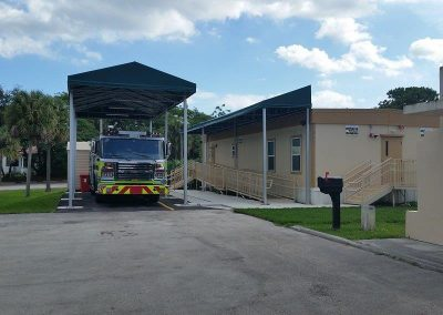 Miami Fire Station - Modular Building