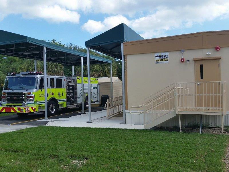 fire stations advanced modular structures