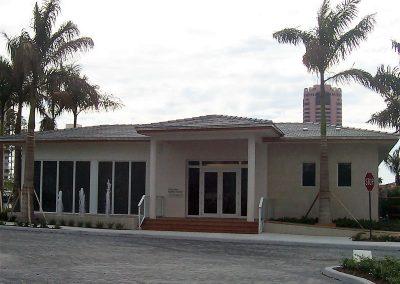 Permanent Modular Sales Office