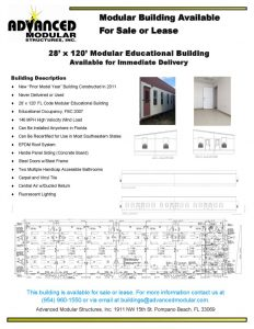 thumbnail of 28 x 120 Modular Ed Bldg Helly REVISED