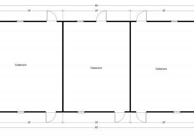 28x 60 Modular Classroom Building CROP