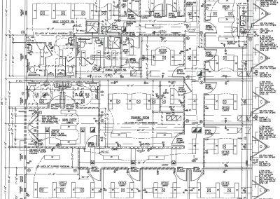 60 x 60 Modular Complex Floor Plan