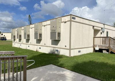 74 x 60 Modular Office and Classroom Building