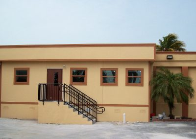 Modular Commercial Office Building