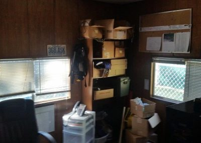 12 x 60 construction office trailer used