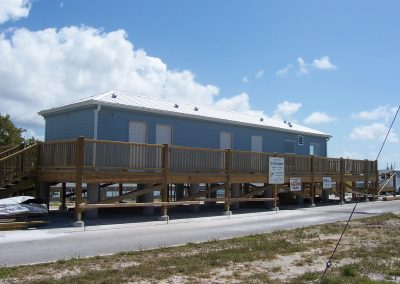 Garrison Bight Marina Modular Office Building