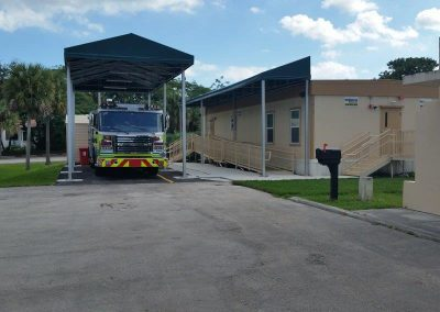 Miami Fire Station Modular Building