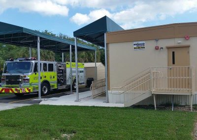 Modular Fire Station in Miami, FL