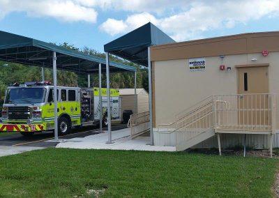 Modular Fire Station in Miami, FL