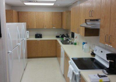 Modular Fire Station Kitchen