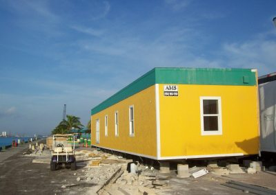 Modular Security Building by Advanced Modular Structures