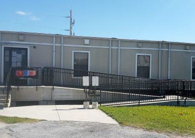 72' x 60' modular daycare building