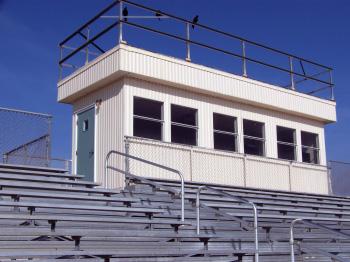 Prefabricated Press Box