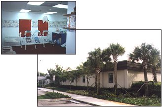 Modular Daycare Building